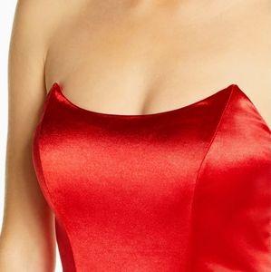 Lulu's Dresses - LULUS STRAPLESS COCKTAIL DRESS